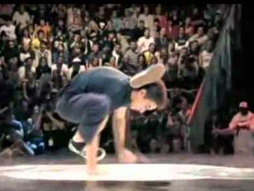 BREAKDANCE CHAMPIONSHIPS REMIX