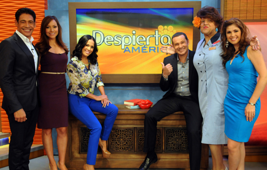 WORLD BBOY BATTLE ON DESPIERTA AMERICA - TV STATION UNIVISION