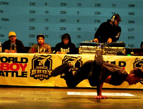 Bboy Uncle Will