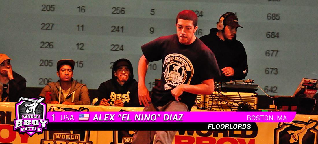 BBOY EL NINO VS LIL ZOO