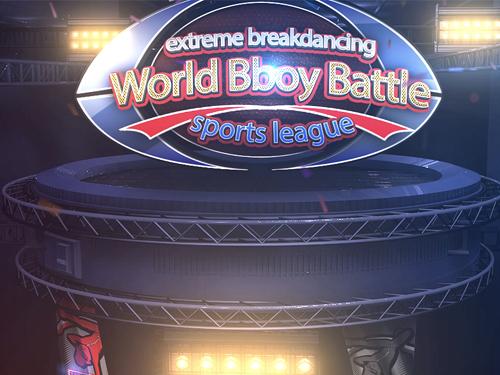 World Bboy Battle Bboy Sports