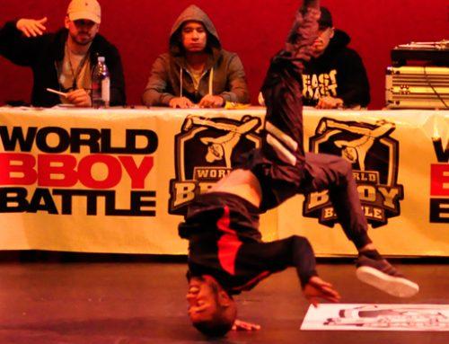 Bboy Gravity