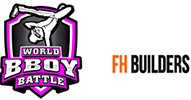 WORLD BBOY BATTLE Logo